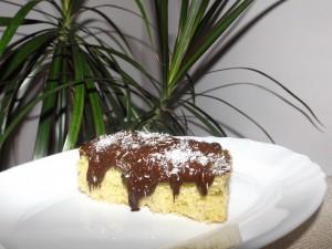 Тропически кокосов десерт