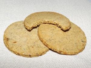 Хрупкави орехови бисквитки