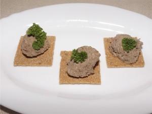 Пастет с патешко месо и трюфели