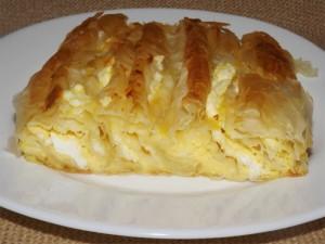 Баница със сирене
