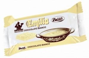 cioccolato bianco emilia