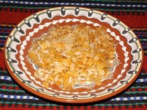 sauerkraut_rice