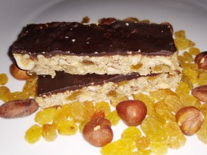 whole grain chewy bars